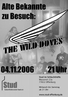 Plakat für The Wild Doves