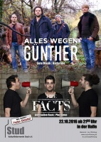 Plakat für The Facts & Alles wegen Günther