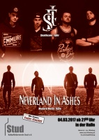 Plakat für Neverland In Ashes & Impulse For Sanity