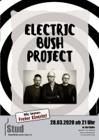 Plakat für Electric Bush Project