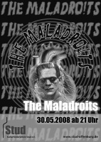 Plakat für The Maladroits